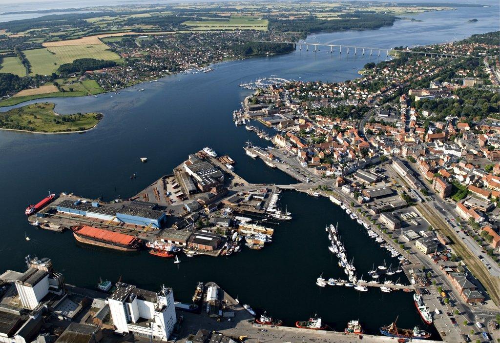 Image result for J. Ring-Andersen Skibsværft, Frederiksø, Svendborg