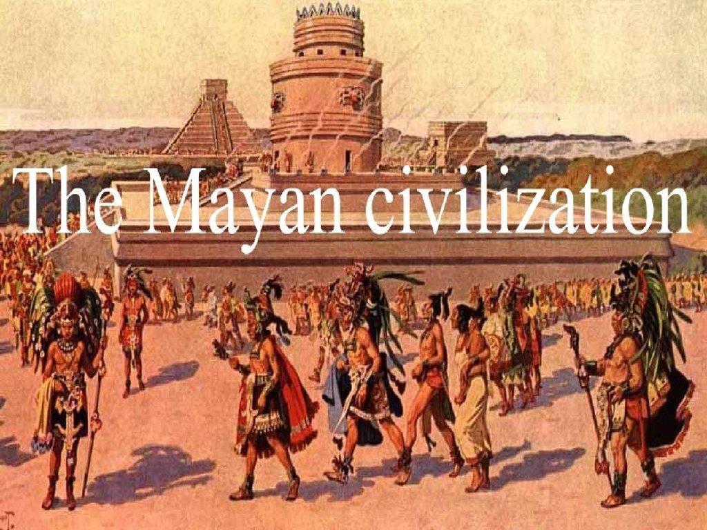 mayan civilization thinglink