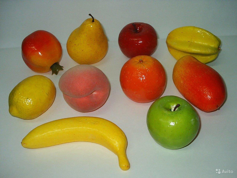 Восковой муляж яблока своими руками