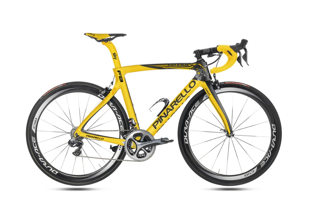 Periodismo UPV: Anatomía de la bicicleta con la que Chris Froome ...