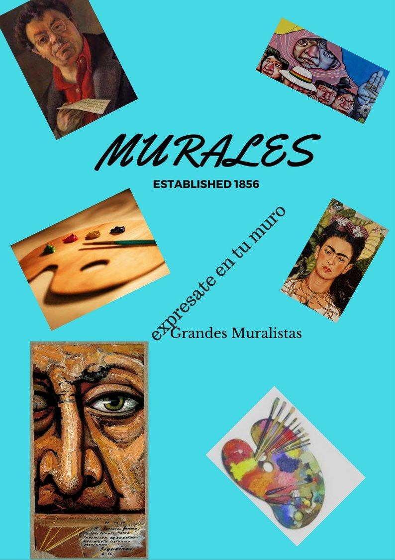 Muralismo mexicano el muralismo es un movimiento cultural for Muralisme mexicain