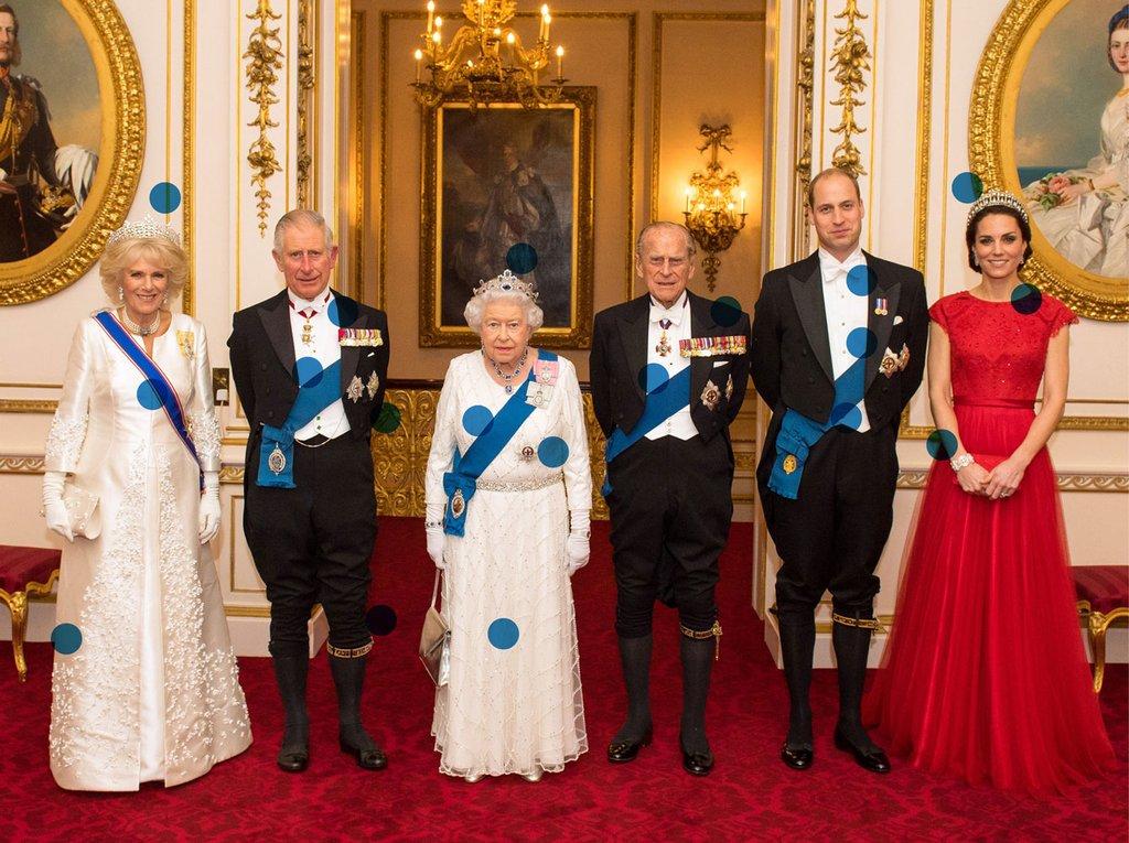 Joyas familia real brit nica thinglink - Inglaterra en casa ...