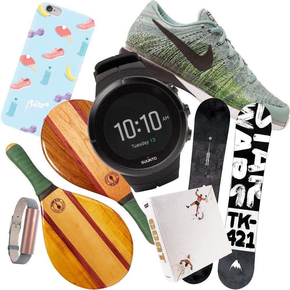 Подарки по интересам: Гикам, модникам, бьютиголикам, спортсменам (фото 4)