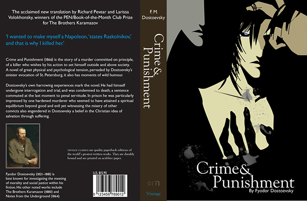 an analysis of the characters in crime and punishment Free essay: a nihilistic analysis of crime and punishment this paper provides an exhaustive analysis, from a nihilistic perspective, of the novel, crime and.