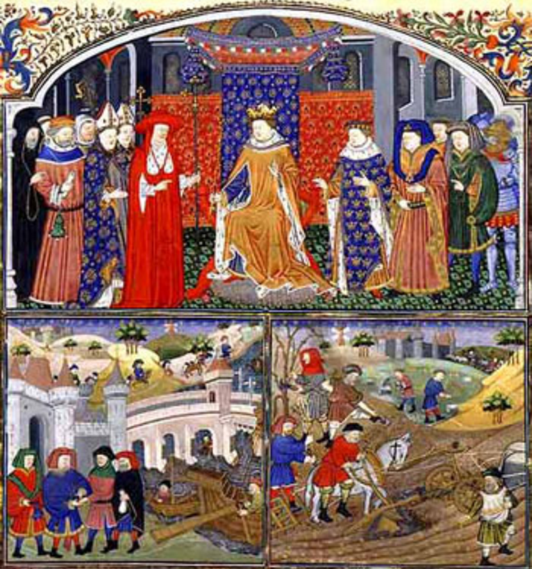 the power struggle between noble families in medieval england Michael johnston's romance and the gentry in late medieval england is an impressive first book his thesis that late medieval english romances played a part in creating a gentry identity is convincing both in terms of his argument and in terms of the research underlying it.