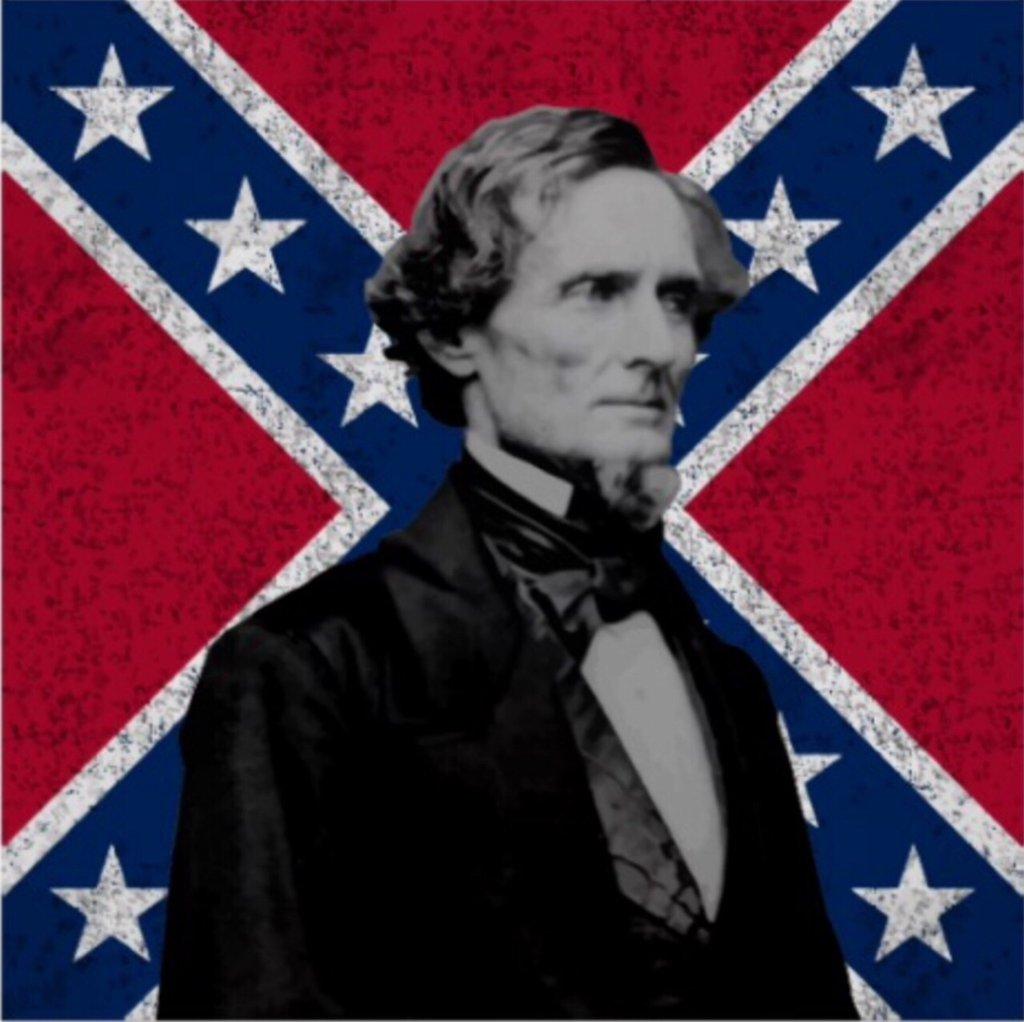 jefferson davis the raising of the confederate army