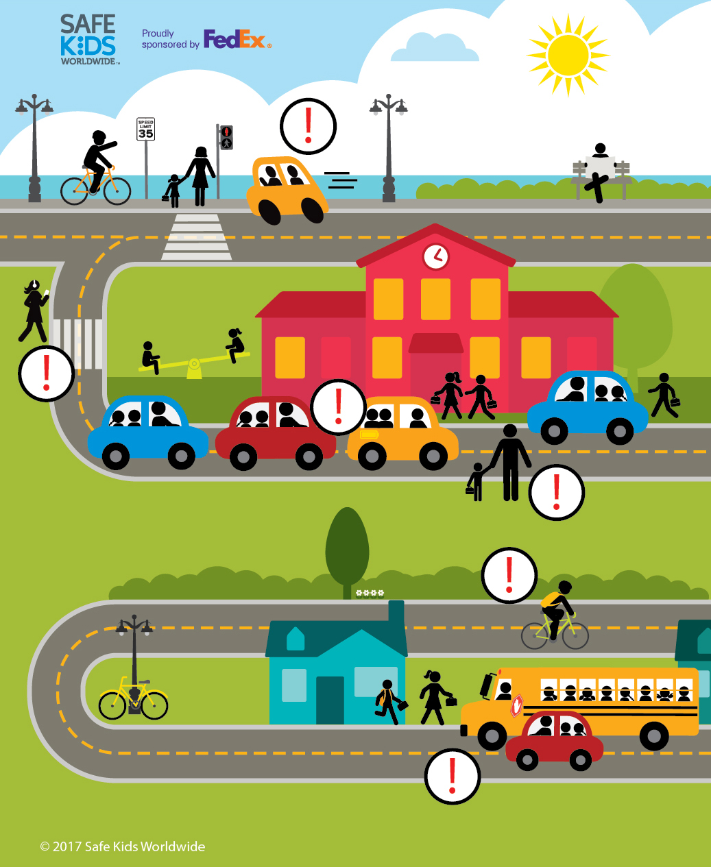 Take Action Toolkit: How to Fix an Unsafe School Zone