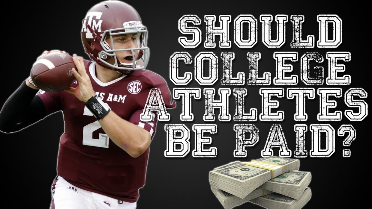 college athletes getting paid to play This value can be seen in the countless student athletes, from gymnasts to softball players, who pour hours of work into training and competing with no hope of going pro.