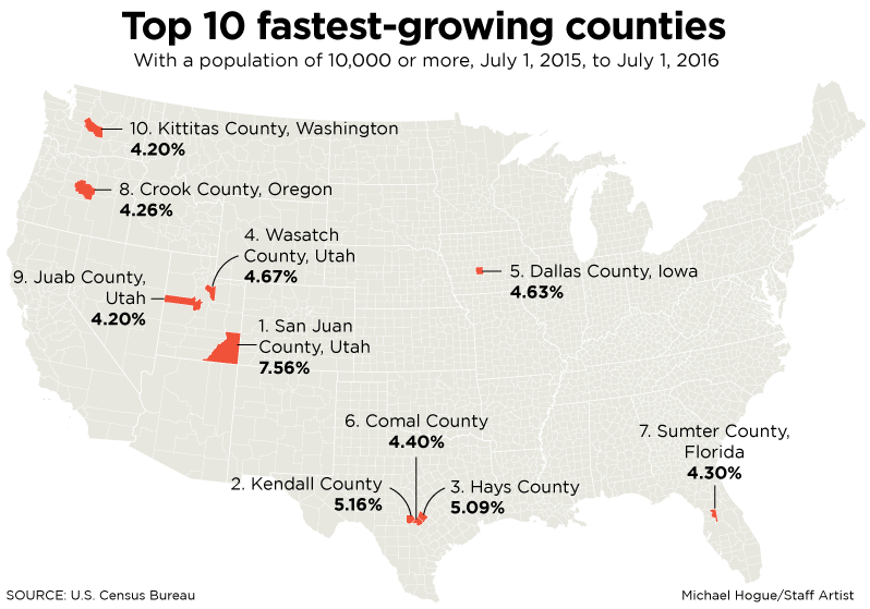 What San Antonio's growth says about the Texas population ...