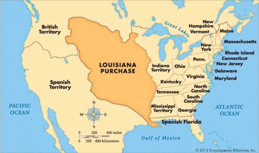 a history of foreign control over the louisiana territory in the united states The united states officially took possession of the louisiana territory on december 20, 1803 eventually, a few boundary adjustments were agreed upon and the united states acquired spain's florida territory as well in 1819.