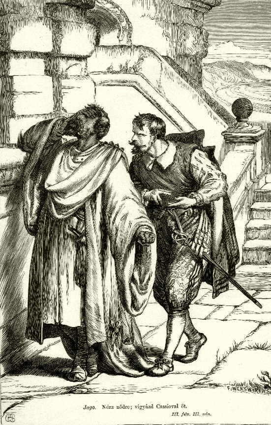 racism and prejudice in the play othello by william shakespeare Shakespeare homepage | othello | entire play act i scene i venice a street enter roderigo and iago enter othello, lodovico, desdemona, emilia and attendants.