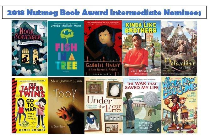 Image result for nutmeg books 2018