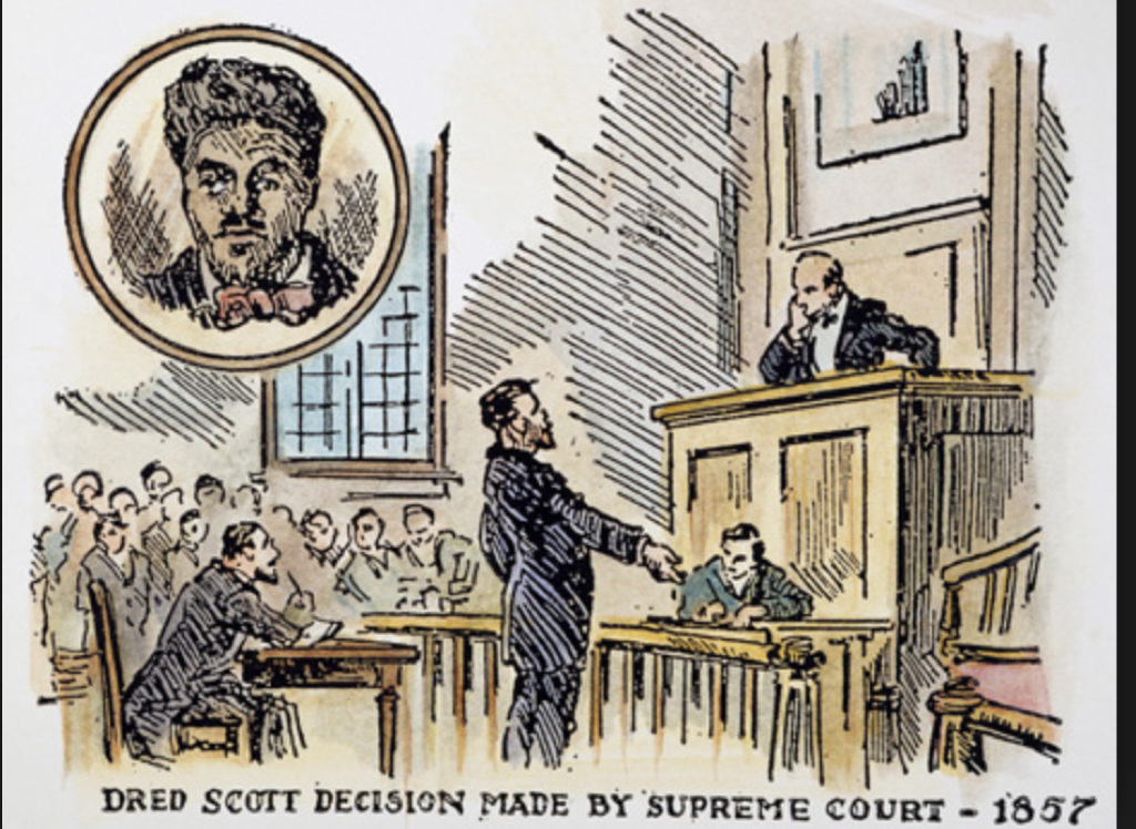 a summary of the life of dred scott