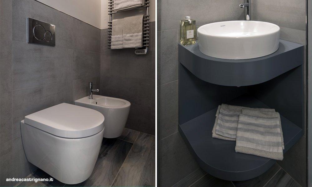 Termoarredo per bagno 6 mq affordable radiatori with - Andrea castrignano bagno ...