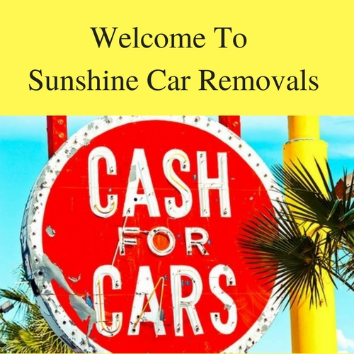 Car Removals Sunshine - Magazine cover