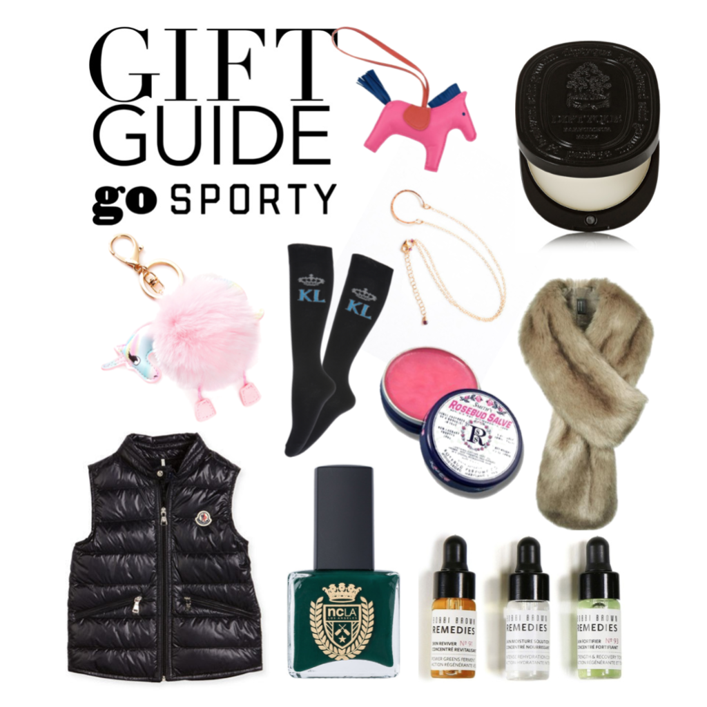 Sporty Holiday Gift Guide