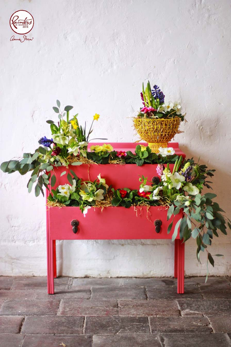 Coral Chest of Drawers by Abigail*Ryan