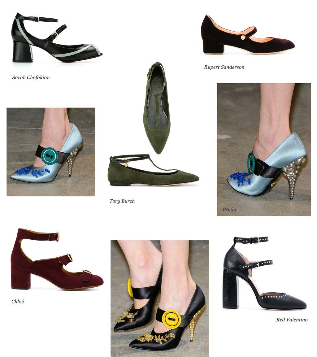 Что брать на распродажах: Туфли, ботинки, мюли на 2018 год (фото 3)