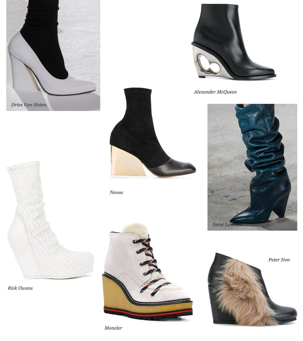 Что брать на распродажах: Туфли, ботинки, мюли на 2018 год (фото 2)