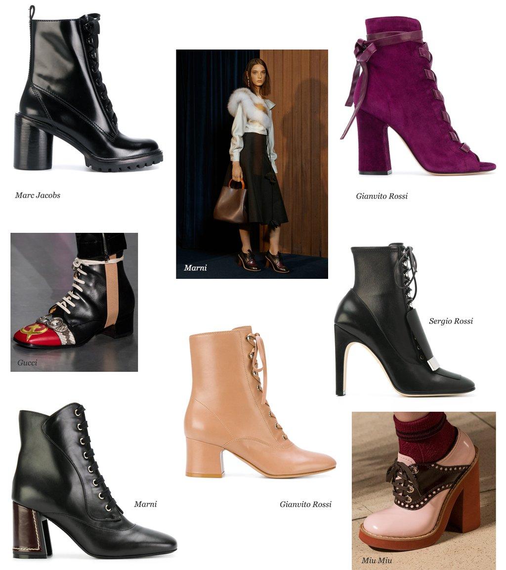 Что брать на распродажах: Туфли, ботинки, мюли на 2018 год (фото 4)