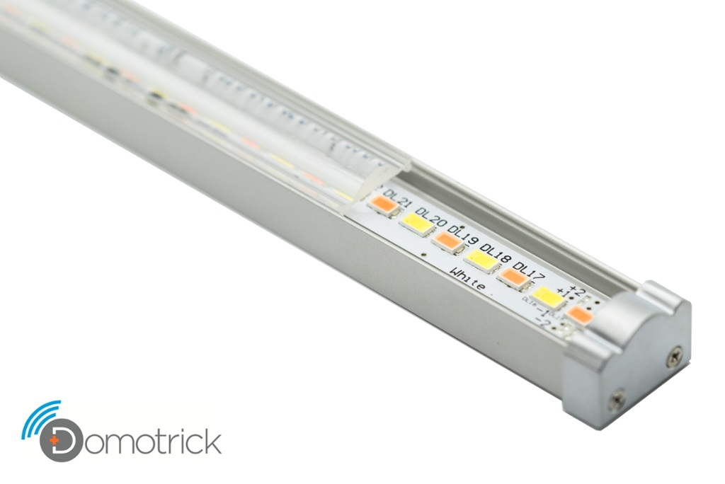 Light barre led for machine tools assembly workplace