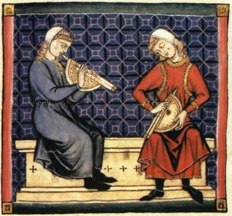 La musique au moyen âge charlotte euverte