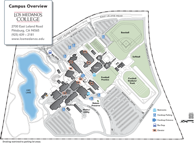 Lmc Pittsburg Campus Map.Interactive Campus Map