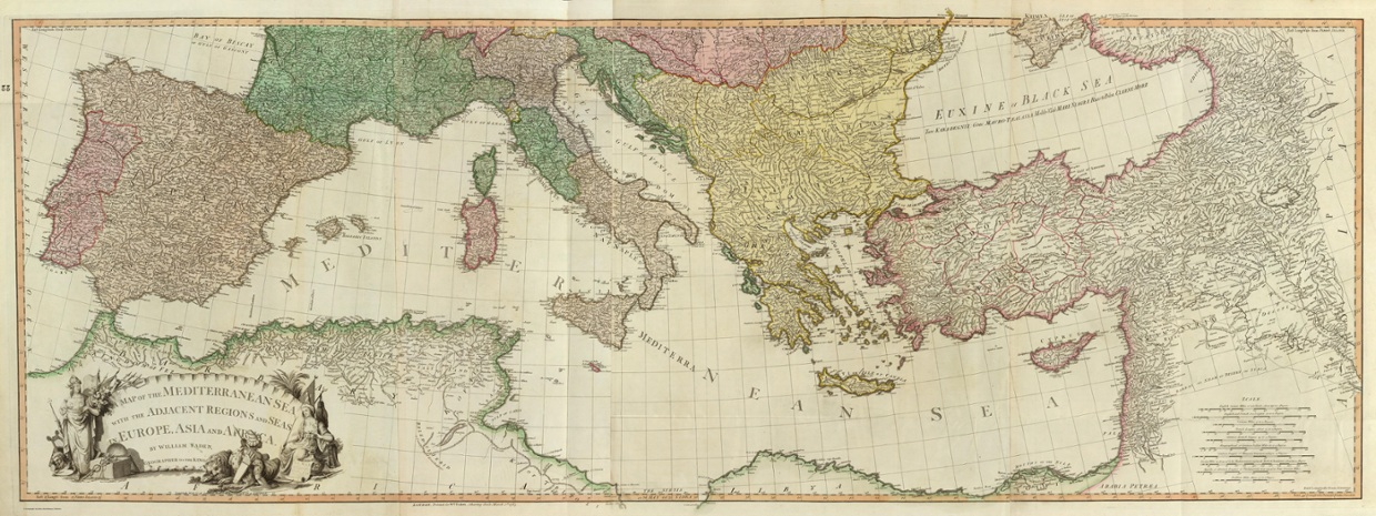Mediterranean songs and history, our common heritage