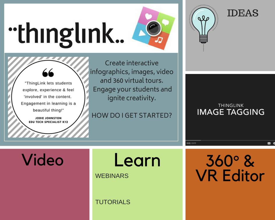 ThingLink - Tutorial