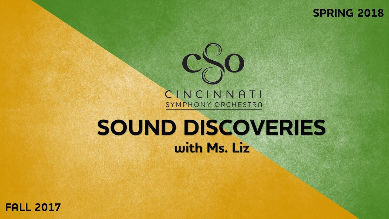 CSO Sound Discoveries 2017-2018
