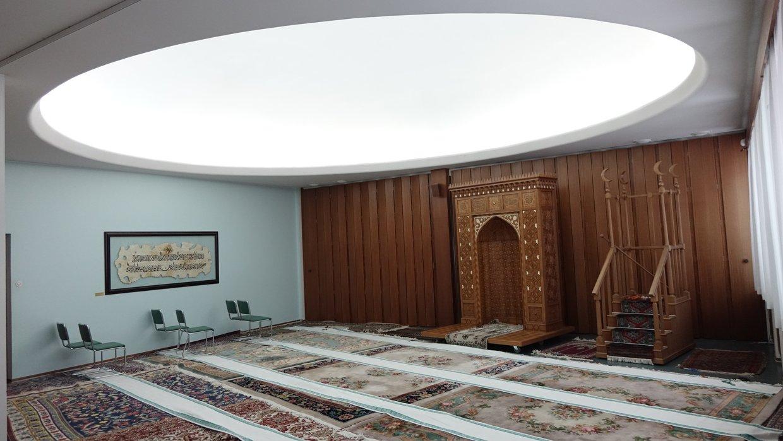 Suomen Islam-seurakunnan moskeija Helsingissä
