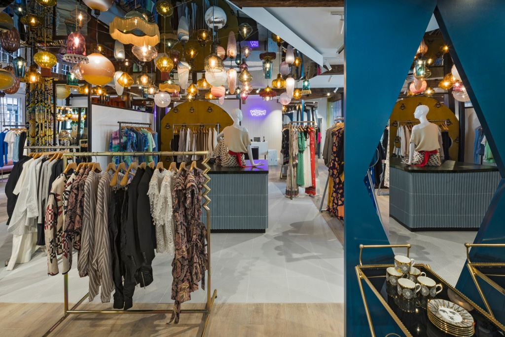 The Shop at Bluebird unveils revamped flagship store