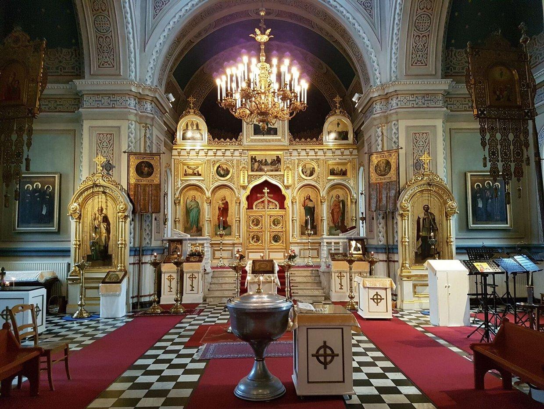 Pyhän Aleksanteri Nevskin ja Nikolaoksen ortodoksinen kirkko