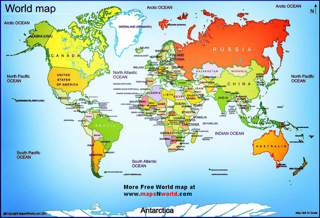 World Map of Book Award Lists