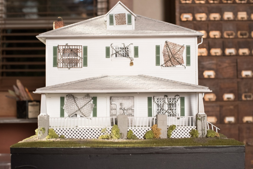 Take A Look At The Creepy Toronto Made Miniatures In Hereditary The