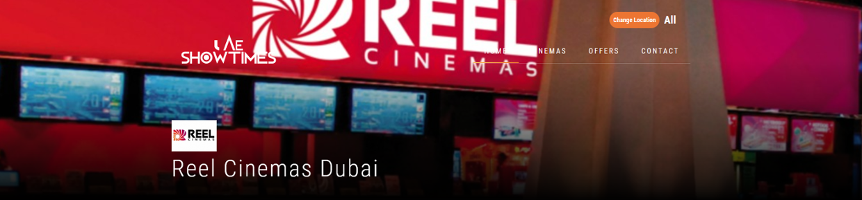 Reel Cinemas Dubai - Movies Showtimes, Book Tickets, All...