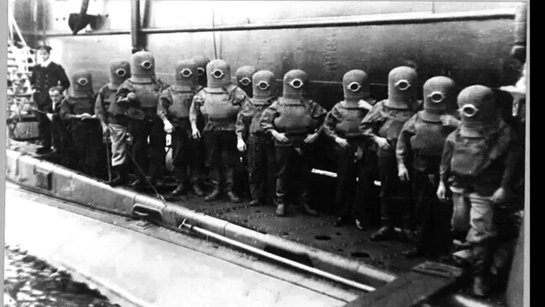 Minions Invento Nazi