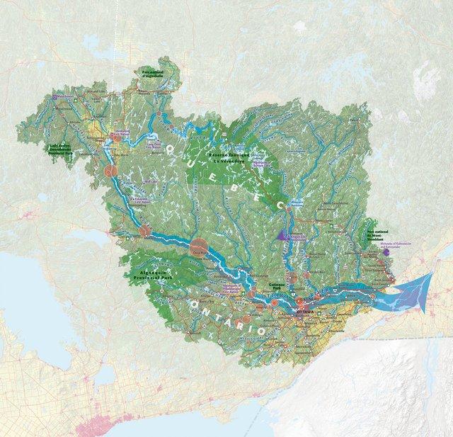 Ottawa River The Canadian Encyclopedia
