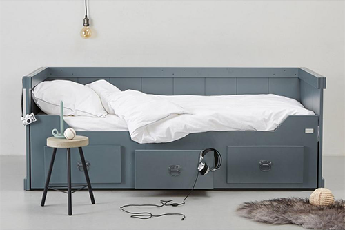 10x Nachtkastje Slaapkamer : Slimme opslagbedden inspiratie inrichting slaapkamer