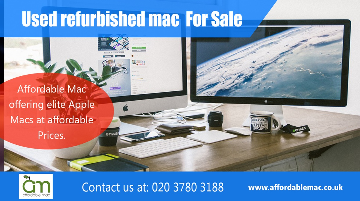 Refurbished Mac Mini - Second Hand Apple Mac Mini UK | Af