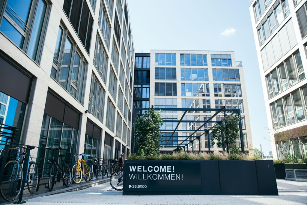 In pictures: Zalando's new fashion campus in Berlin