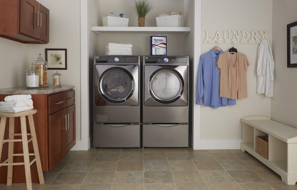6 Laundry Room Organization Tips