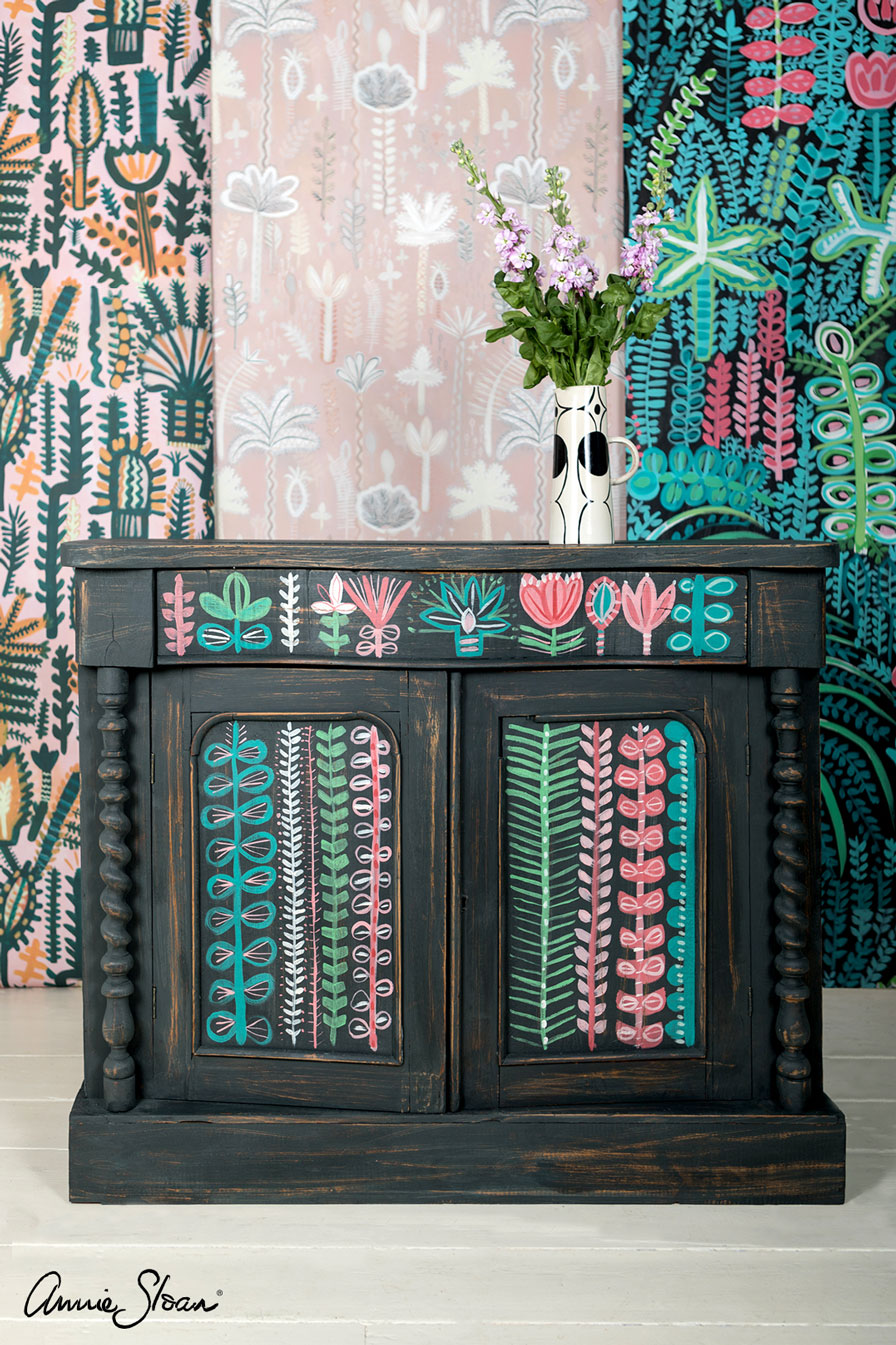 Botanical Cabinet by Lucy Tiffney