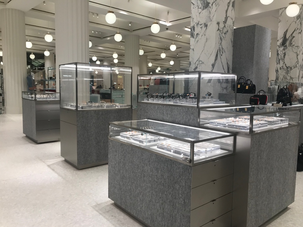 Selfridges launches largest eyewear space in the UK