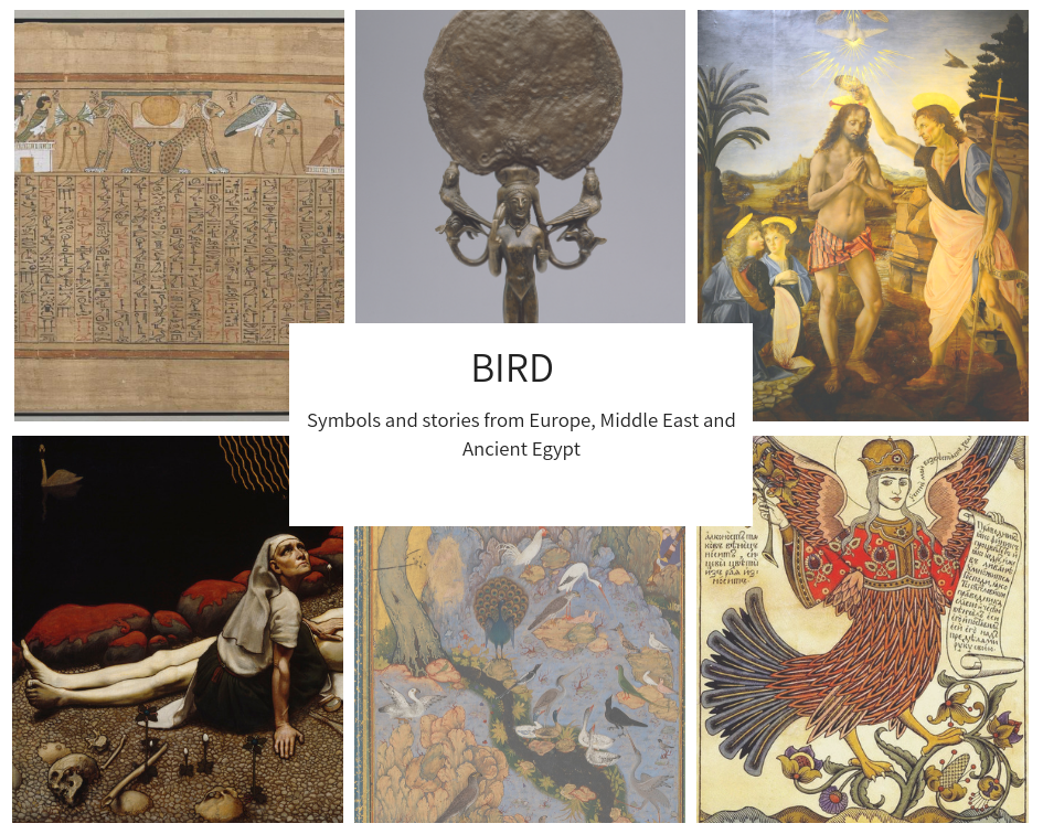 Bird - symbols and stories