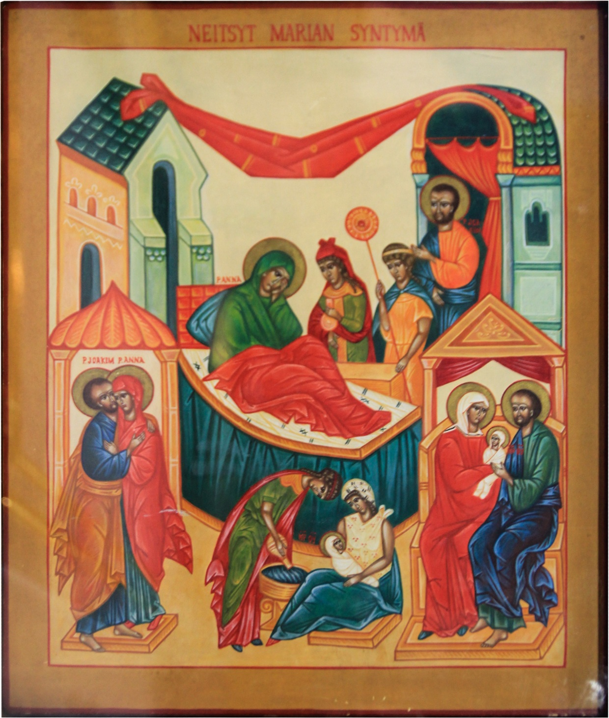 Neitsyt Marian syntymä