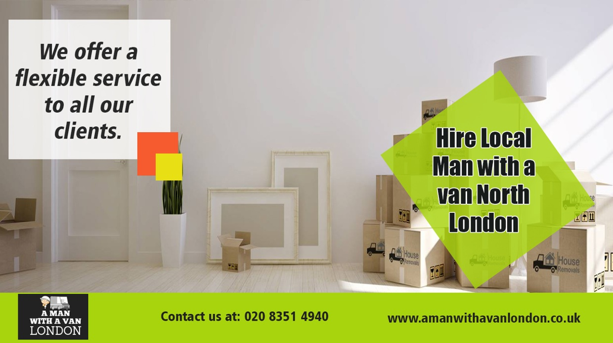 6d1b187330 Hire Local Man with a van North London | 020-8351-4940 | ama
