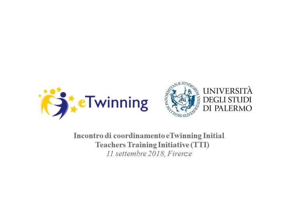 UNIPA eTwinning TTI 2018
