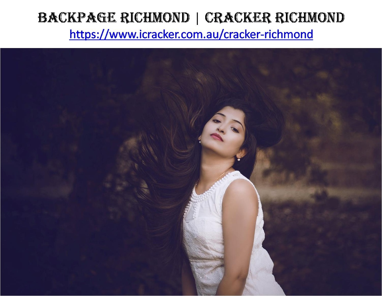 Backpages Richmond