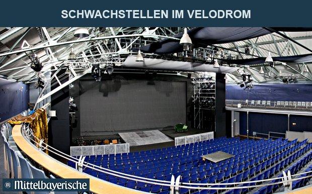 Velodrom Regensburg Spielplan